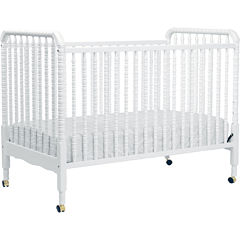 DaVinci Jenny Lind 3-in-1 Convertible Crib - White