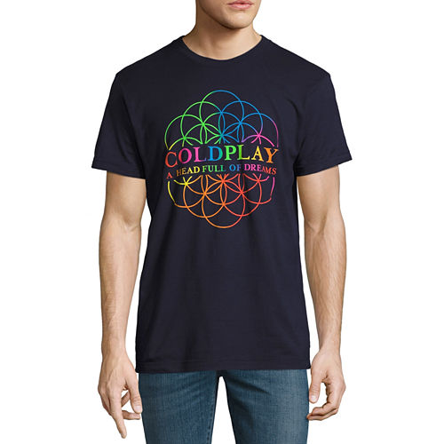 Coldplay Head Full of Dreams Graphic T-Shirt