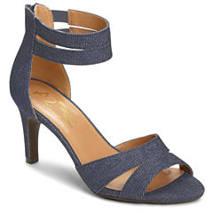 A2 by Aerosoles Proclamation Womens Heeled Sandals