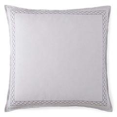 Eva Longoria Home Solana Euro Pillow