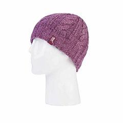 Grabber Heat Holders Ladies Knit Hat
