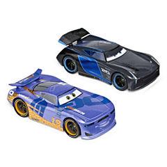 Cars Jackson & Carlos 2pk DC