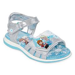 Disney® Frozen Girls Strap Sandal - Toddler