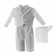 Keepsake 4-pc. Pant Set Baby Boys