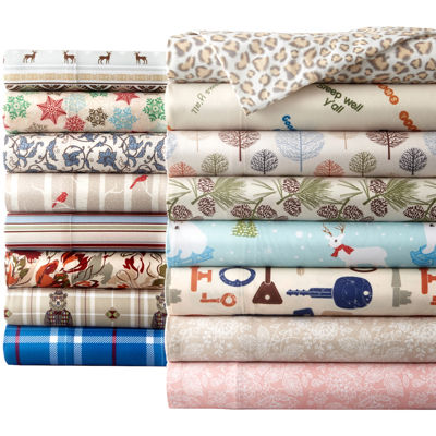 micro flannel solid sheet set
