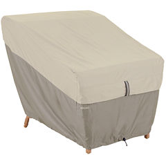 Classic Accessories® Belltown StorageSaver™ Patio Lounge/Club Chair Cover