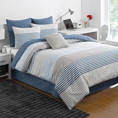 IZOD® Chambray Comforter Set