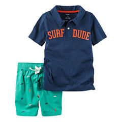 Carter's 2-pc. Short Set Boys