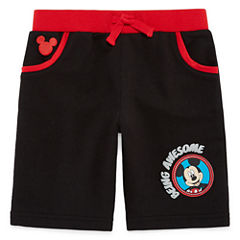 Disney By Okie Dokie Pull-On Shorts Preschool Boys