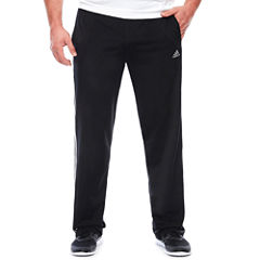 Adidas Adidas Track Pants-Big and Tall