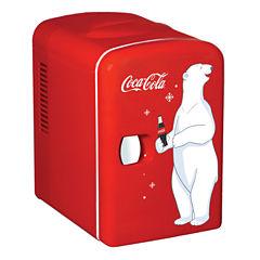 Coca-Cola® Compact 4L Fridge