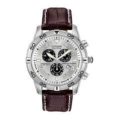 Citizen® Eco-Drive® Mens Chronograph Watch BL5470-06A