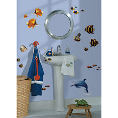 Art.com Under the Sea Wall Decal
