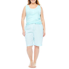 Adonna Shorts Pajama Set-Plus
