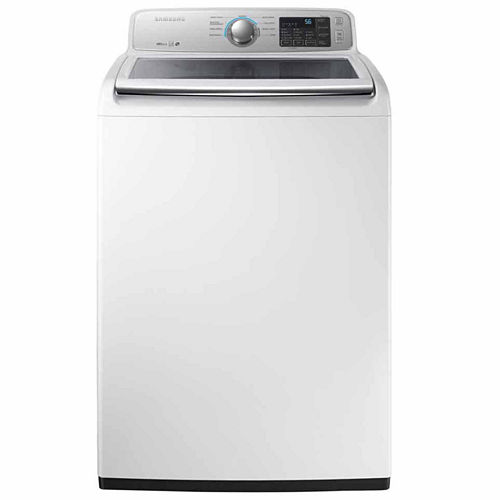 Samsung ENERGY STAR® 4.5 cu.ft. Top Load Washer with VRT
