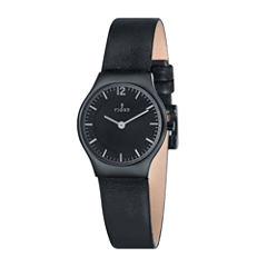 Fjord Womens Black Strap Watch-Fj-6029-03