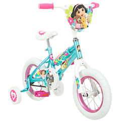 Dora 12Inch Girls Bike