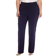 Worthington Slim Fit Pull on Pants 31