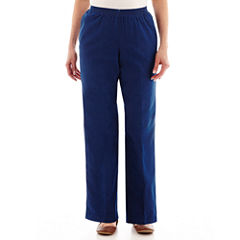 Alfred Dunner® Denim Pull-On Pants