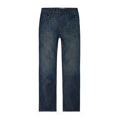 Levi's® 514™ Straight-Fit Jeans - Boys 8-18, Slim and Husky