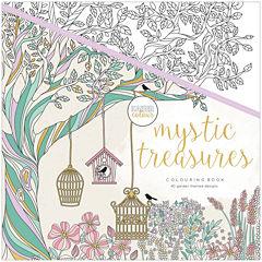 Kaisercraft Mystic Treasures Coloring Book