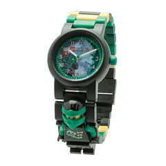 LEGO® Ninjago™ Sky Pirates Lloyd Kids' Minifigure Link Watch