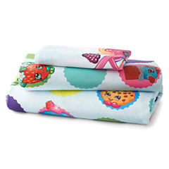 Shopkins 3-pc. Twin Sheet Set