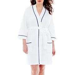 Liz Claiborne® Spa Robe - Plus