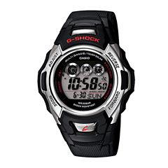 Casio® G-Shock Solar Atomic Mens Digital Sport Watch GWM500A-1