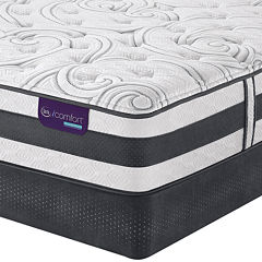 Serta® iComfort® Hybrid Applause II Plush - Mattress + Box Spring
