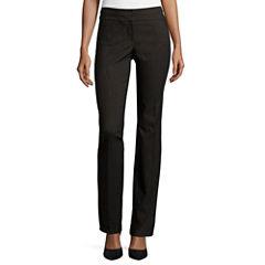 Heart & Soul® Pinstripe Pants - Long