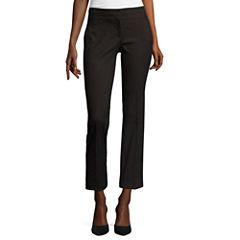 Heart & Soul® Pinstripe Pants - Short
