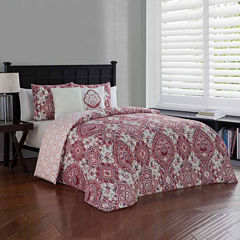 Avondale Manor Nina 5-pc. Midweight Reversible Comforter Set