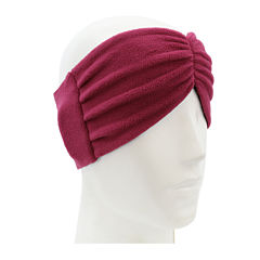 Cuddl Duds® Flex Fit Rouched Head Band