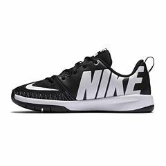 Nike Team Hustle D7 Low Boys Basketball Shoes - Big Kids