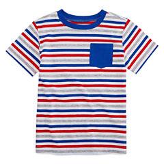Okie Dokie Boys Americana T-Shirt - Preschool 4-7