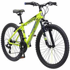 Mongoose Boys Front Suspension Mountain Bike