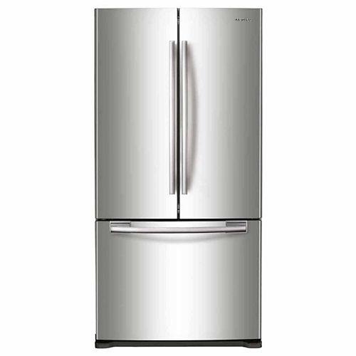 Samsung 33 Wide 17.5 cu. ft. Counter-Depth French-Door Refrigerator