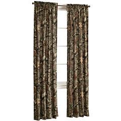 Mossy Oak® Break Up Infinity 2-Pack Rod-Pocket/Back-Tab Camo Curtain Panels