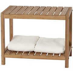 Creative Bath™ Eco Styles Bamboo Spa Bench