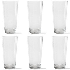 Tag Bubble Glass Set of 6 Pub Glasses