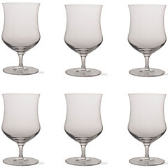 Tag Craft Beer Set of 6 Grand Tulip Glasses