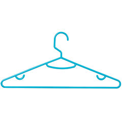 Honey-Can-Do® 60-pk. Recycled Plastic Hangers