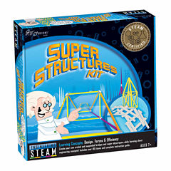 Great Explorations STEAM Learning System - Engineering: Super Structures Kit