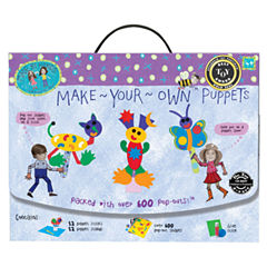 Made By Hands Make-Your-Own™ Puppets