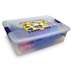 Popular Playthings Playstix Jumbo Set: 80 Pcs