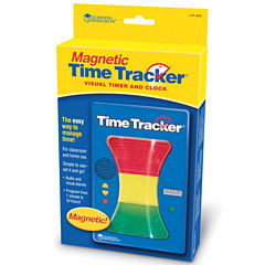 Learning Resources Magnetic Time Tracker®