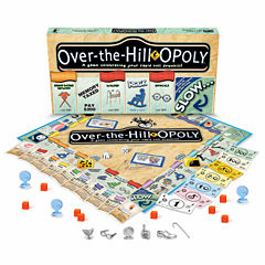 Late For The Sky Over-the-Hill-opoly Game
