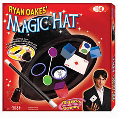 Cadaco Ryan Oakes' Spectacular Magic Hat