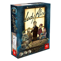 Asmodee Editions Lady Alice